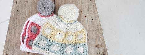 Crochet - Granny Square Tea Cosy