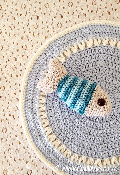 Lululoves: Crochet Fish