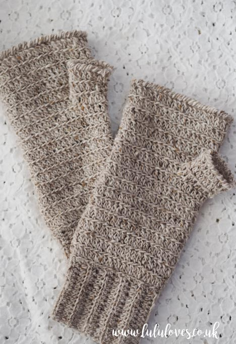 Lululoves Crochet: The Emma Mittens