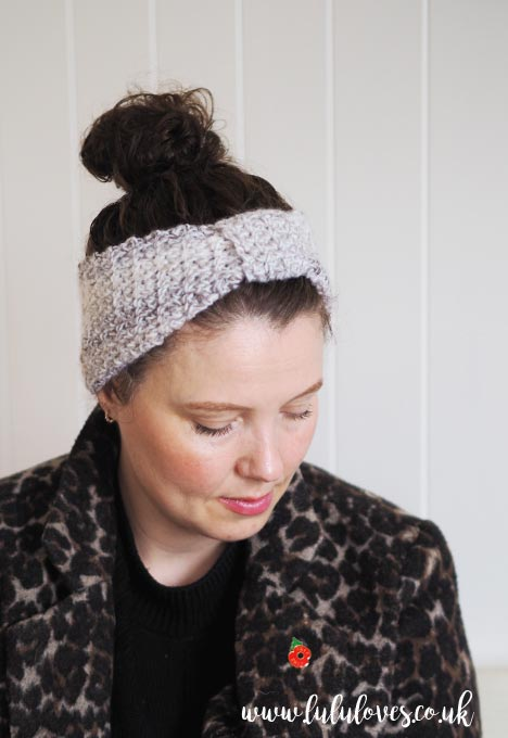 Lululoves: Crochet Headband
