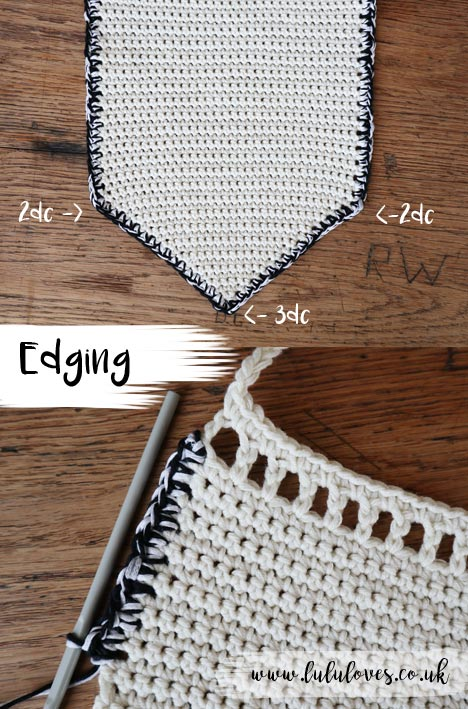 Free Crochet Wall Hanging Pattern | Lululoves Blog