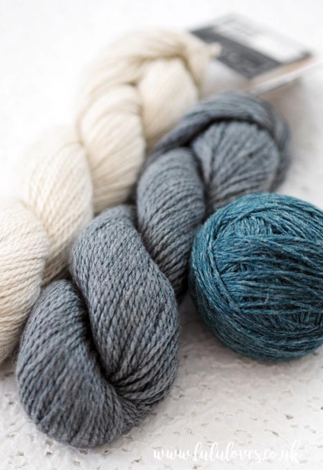 Lululoves: The Fibre Co Luma Yarn