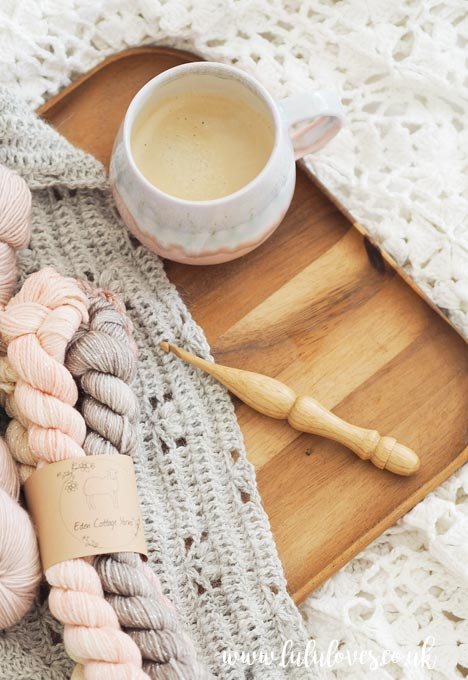 Wood Crochet Hook | Lululoves Blog