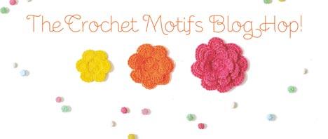 Crochet Motifs Book Blog Hop